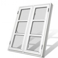 Vedligeholdelsesfri vinduer