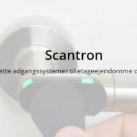 Scantron - 30 år erfaring med sikkerhed