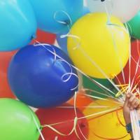 Balloner kan bruges til alle slags fester